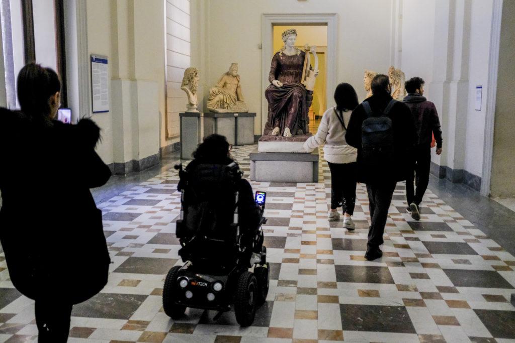incontri per Single disabili