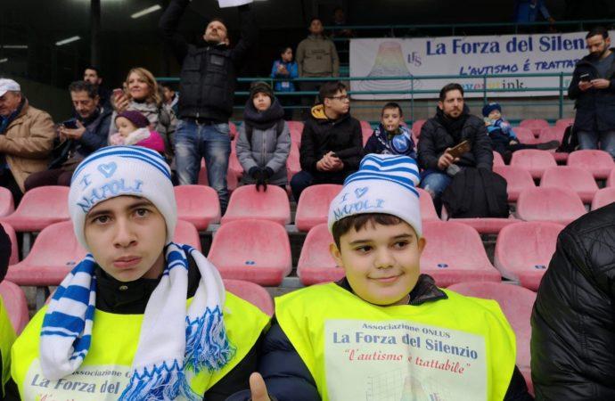 Autistici-San-Paolo-2-690x450 Mentre il Napoli gioca, gli autistici fanno goal