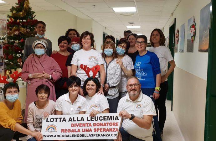 marchetti-leucemia-690x450 L'arcobaleno di Maria Stella