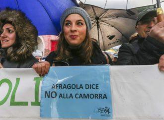 Le immagini della manifestazione ad Afragola