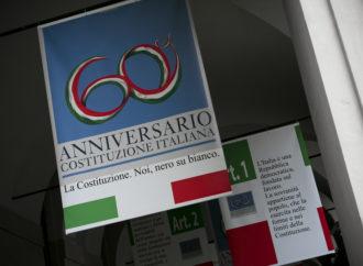 A Palermo si legge la Costituzione