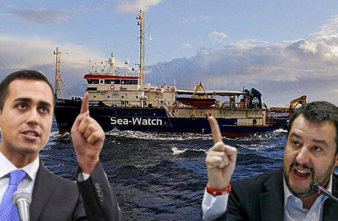 seawatchmatteoluigi-690x450 Appello per lo sbarco della Sea Watch