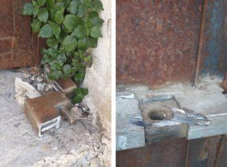 Minacce alla Masseria Ferraioli