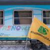 Il Treno Verde torna sui binari