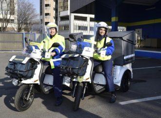 Poste Italiane viaggia ad energia pulita