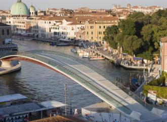 Venezia, il ponte dell'esclusione