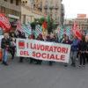 Sciopero delle cooperative sociali