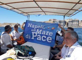 Napoli, un mare di pace
