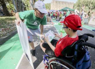 Giochi senza Barriere per i ragazzi disabili