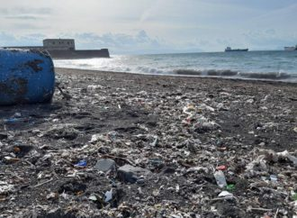La plastica nel Mediterraneo