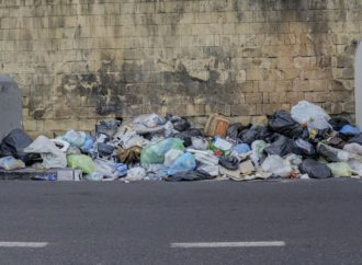 Coronavirus, conferimento rifiuti a Palermo