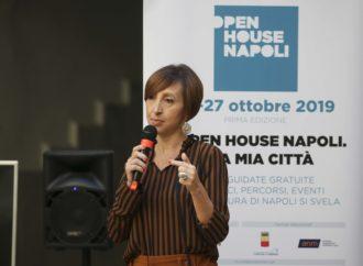 La presentazione di Open House Napoli