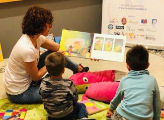 I bambini esplorano con Kids Go Green