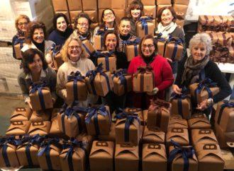 Natale, 7mila panettoni solidali