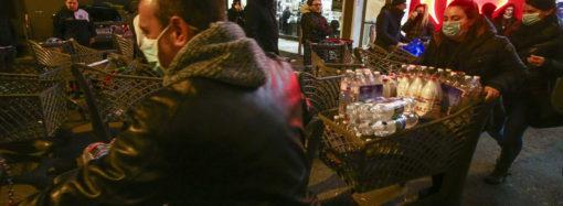 La solidarietà a Perugia e in provincia
