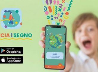 Cbm Italia Onlus lancia l'app Lascia 1 Segno