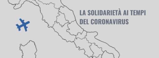 La solidarietà a Taranto e in provincia