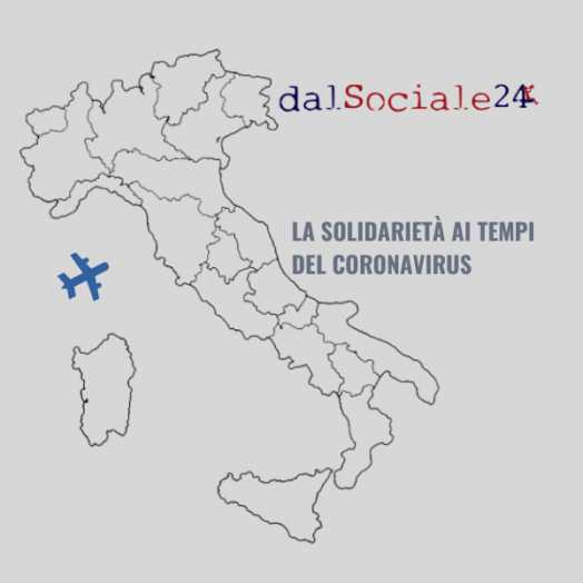 dalsociale24, Home dalSociale24