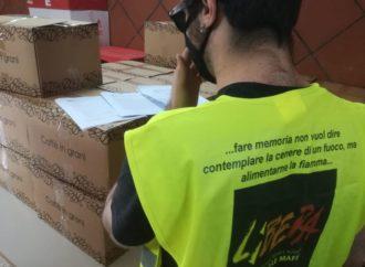 Coronavirus, a Napoli parte Libri senza confini