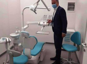 Monza, il dentista sociale nella fase 3
