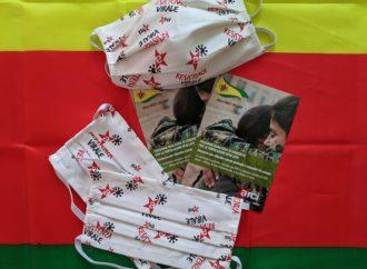 Rojava, il corso di sartoria per vedove Isis