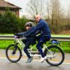 HugBike, la bici degli abbracci