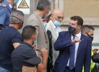 Caso Gregoretti, chiesta archiviazione Salvini