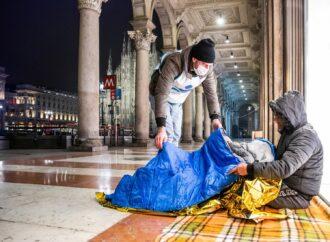 Progetto Arca vicino ai senzatetto
