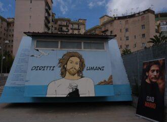 Un murales per Mario Paciolla
