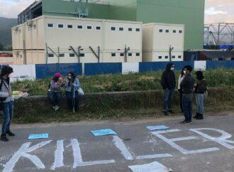 Le proteste ambientaliste in Campania