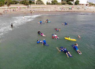 A Santa Marinella il surf dell'inclusione