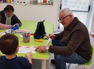 I nonni contro la povertà educativa minorile