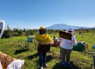A scuola di biodiversità alla Masseria Ferraioli